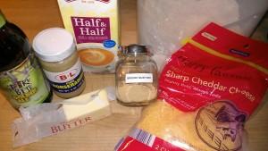 Beer Cheese Ingredients